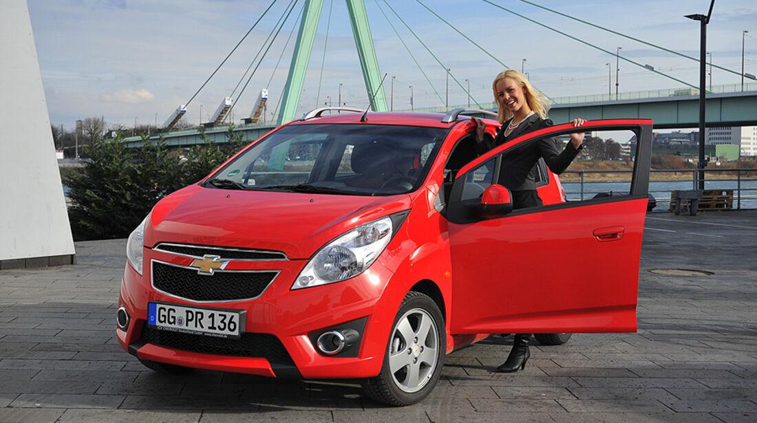 Chevrolet Isabel Edvardson