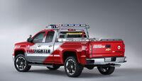 Chevrolet Silverado Sema 2013