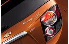 Chevrolet Sonic, Fünftürer, Rücklicht