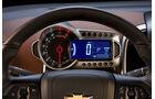 Chevrolet Sonic, Innenraum, Cockpit, Tacho