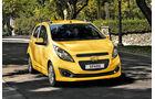 Chevrolet Spark 1.0, Frontansicht
