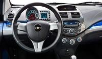 Chevrolet Spark Modelljahr 2013, Innenraum, Cockpit