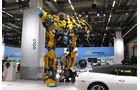Chevrolet Transformer IAA 2011 Atmosphäre