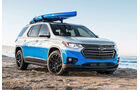 Chevrolet Traverse SUP Concept Sema 2017