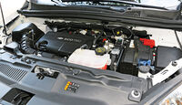 Chevrolet Trax 1.7D FWD LT, Motor