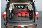 Chevrotel Orlando 2.0 LTZ, Kofferraum, Ladefläche