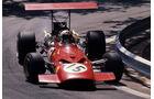 Chris Amon - Ferrari 312 - Montjuic Park 1969