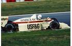 Christian Danner - Formel 1 - GP Ungarn 1986
