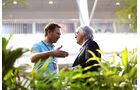 Christian Horner & Bernie Ecclestone - Formel 1 - GP Singapur - 18. September 2014