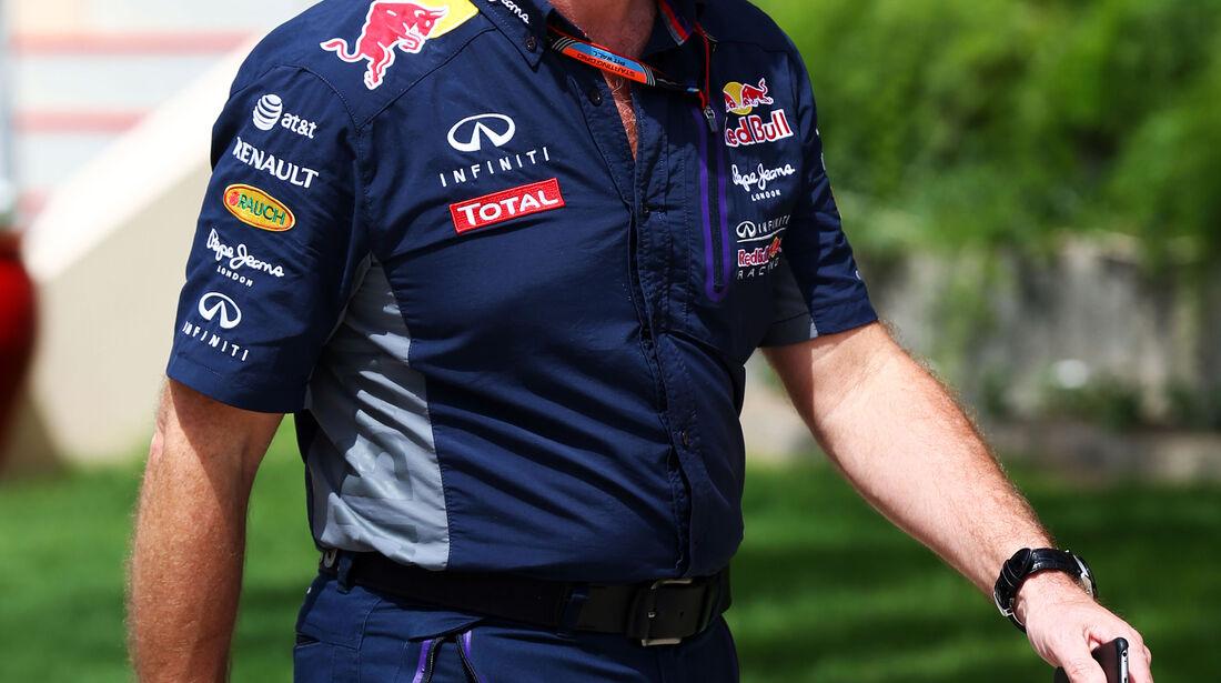 Christian Horner - Red Bull - Formel 1 - GP Bahrain - 17. April 2015