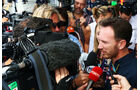 Christian Horner - Red Bull - Formel 1 - GP Japan - Suzuka - 4. Oktober 2014