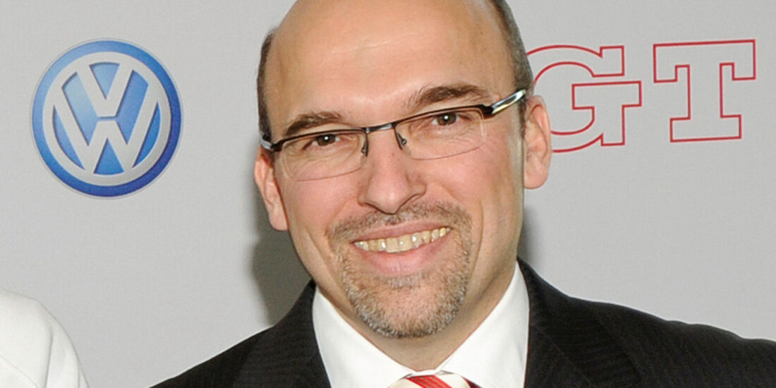 Christian Klingler, Markenchef von VW