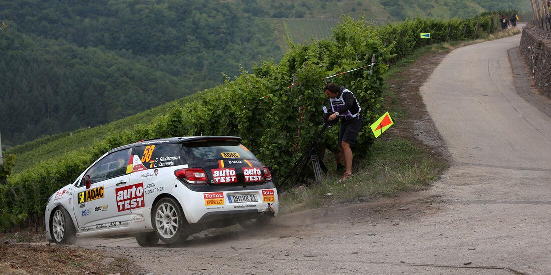 Christian Riedemann WRC Rallye Deutschland 2013