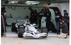 Christian Vietoris BMW F1-Test