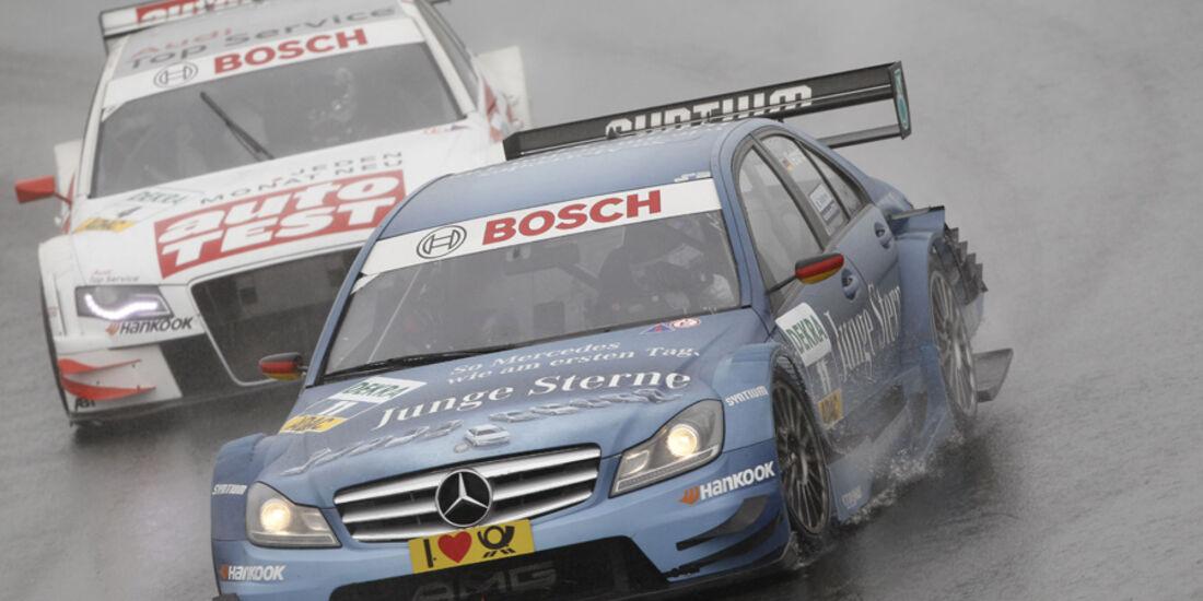 Christian Vietoris DTM Oschersleben 2011