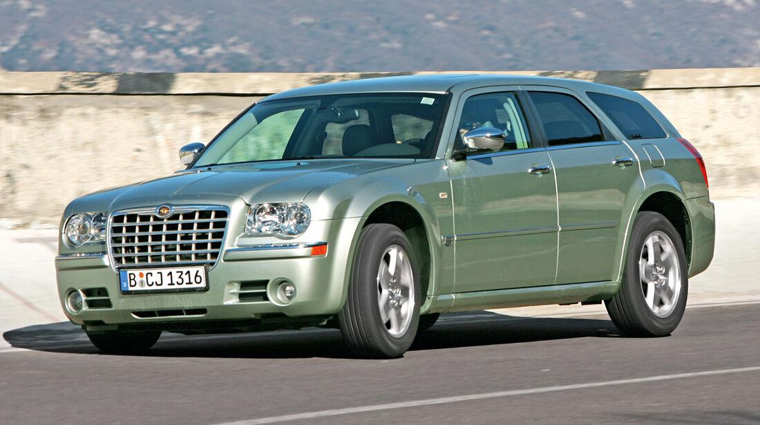 Chrysler 300C Touring 3.0 CRD, Seitenansicht