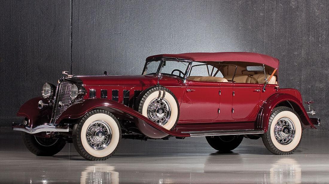 Chrysler CL Imperial Dual Windshield Sport Phaeton