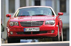 Chrysler Crossfire, Frontansicht