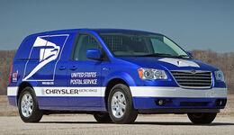 Chrysler Elektro-Minivan Earth Day 2009