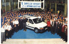 Chrysler Minivan Voyager Jubiläum