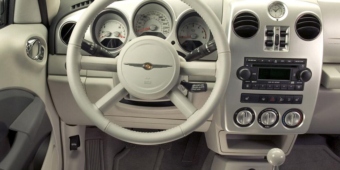 Chrysler PT Cruiser, Interieur