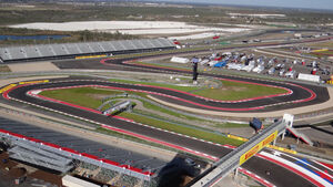 Circuit of the Americas - Austin - 2012