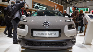 Citoren C4 Cactus, Genfer Autosalon, Messe, 2014