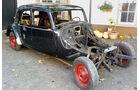 Citroën 11 CV Typ B, Chassis