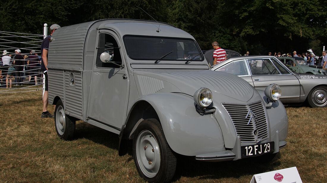 Citroën 2CV AZU Fourgonnette