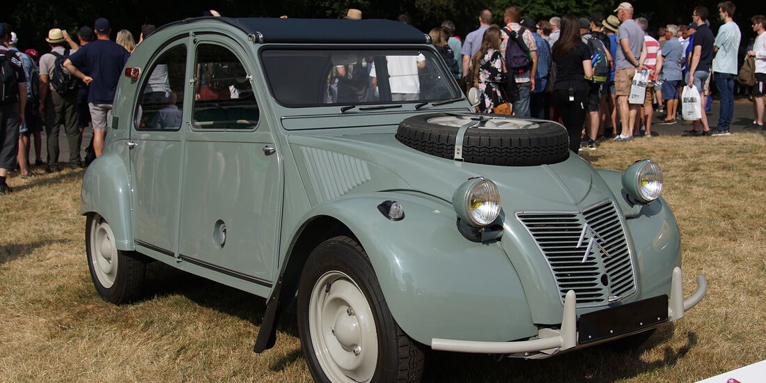 Citroën 2CV Sahara AW