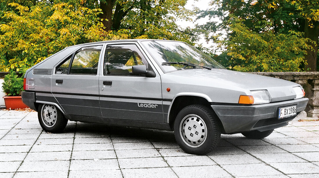 Citroën BX Leader