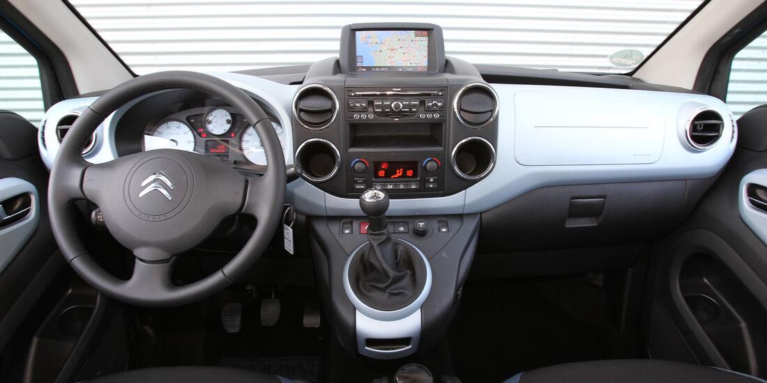 Citroën Berlingo, Cockpit, Lenkrad