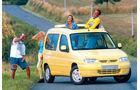 Citroën Berlingo, Frontansicht