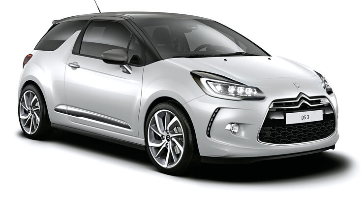 citroen ds3 so paris sondermodell zum faceliftstart auto motor und sport. Black Bedroom Furniture Sets. Home Design Ideas