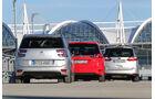Citroën Grand C4 Picasso BlueHDi 150, Ford Grand C-Max 2.0 TDCi:, Opel Zafira Tourer 1.6 CDTI
