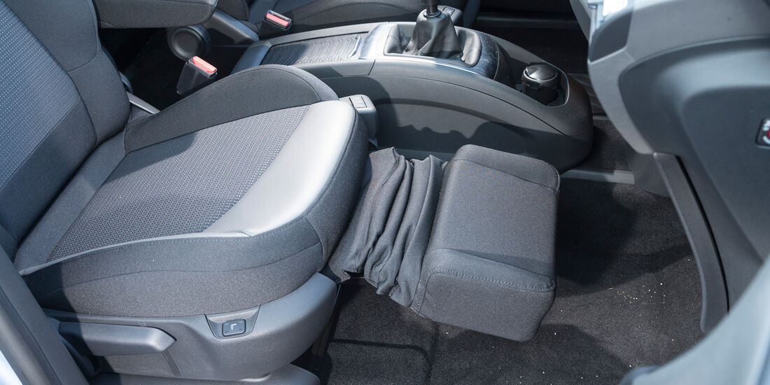 Citroën Grand C4 Picasso e-HDi 115 Intensive, Sitz, Umklappen