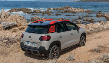 citroen c3 aircross erster test des neuen kompakt suv. Black Bedroom Furniture Sets. Home Design Ideas
