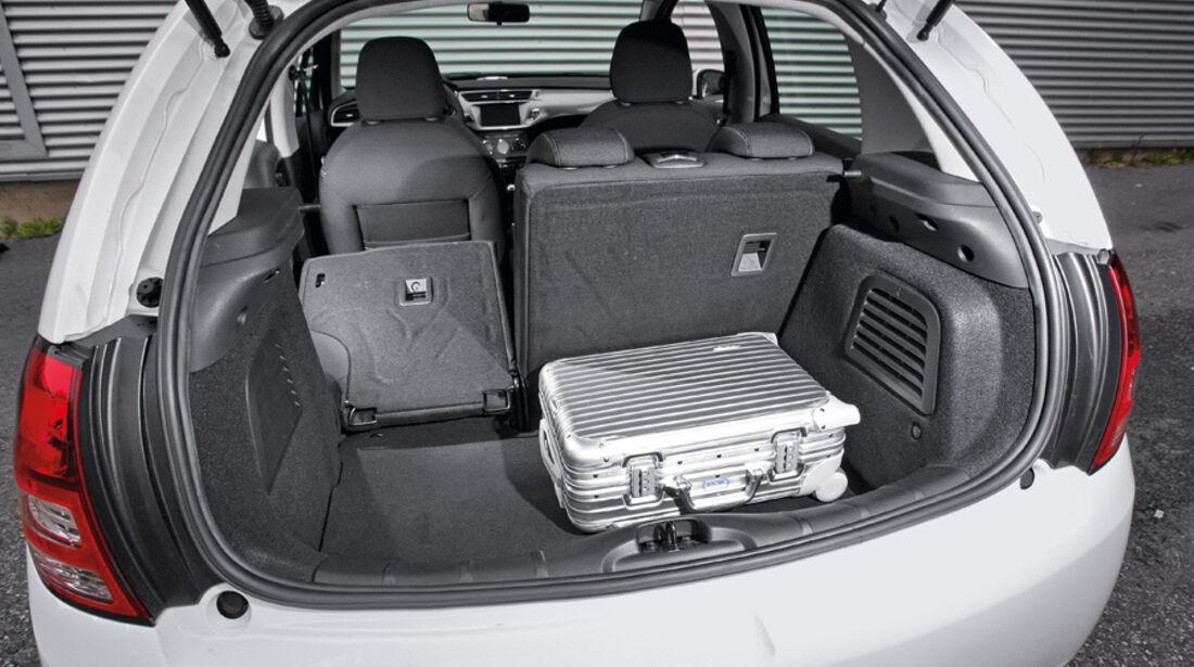Citroen C3 Vti 95 Kofferraum