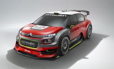 Citroën vor der WRC-Saison 2017