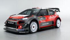 Citroen C3 WRC für Rallye-WM
