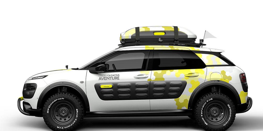 Citroen C4 Cactus Aventure