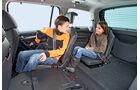 Citroen C4 Grand Picasso HDi 165, Sitzanlage