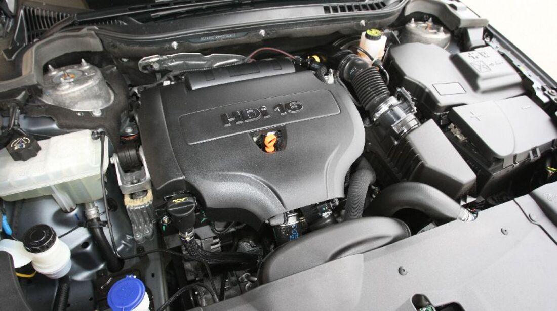 Citroen C5 Tourer Motor