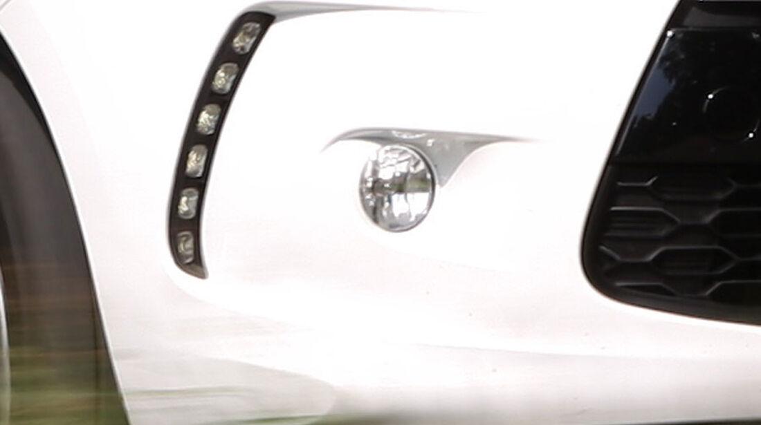 Citroen DS3 HDi 90 FAP 99g, LED-Tagfahrleuchten