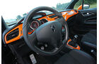 Citroen DS3 Racing Innenraum