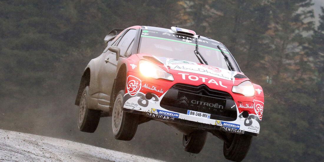 Citroen DS3 WRC 2016 - Rallye-WM