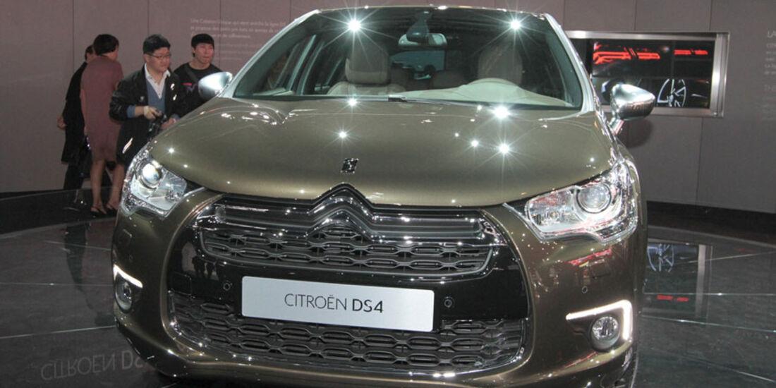Citroen DS4 Paris 2010