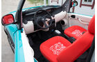 Citroen E-Mehari Innenraum Vorne Ohne Fahrer
