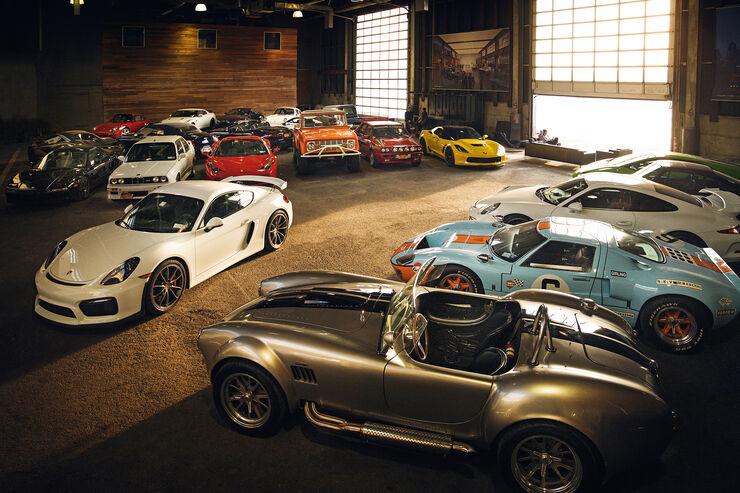 reportage classic car club manhatten auto motor und sport. Black Bedroom Furniture Sets. Home Design Ideas