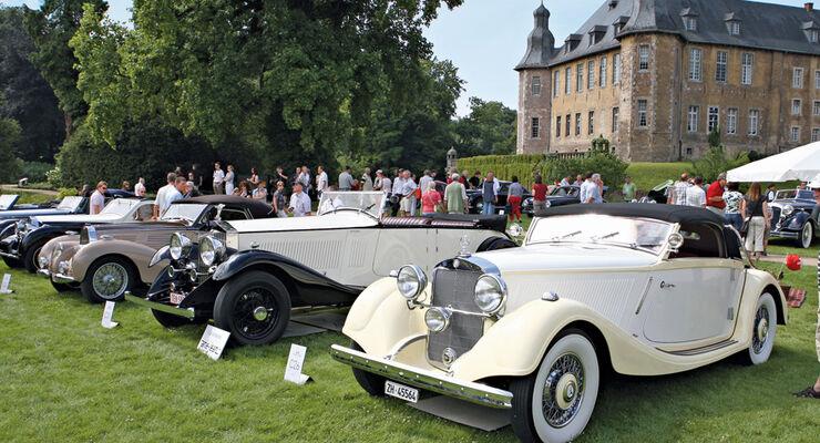 Classic Days Schloss Dyck 2009